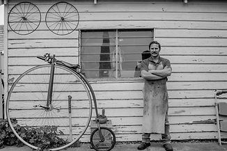 Buy an Australian handbuilt Penny Farthing Replica.