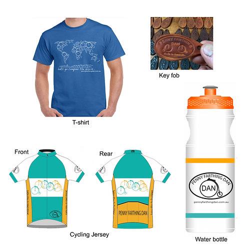 Merchandise pack