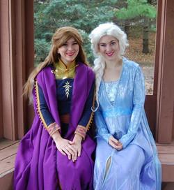 Snow Princess & Queen