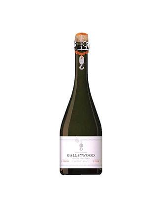 Galleywood Brut English Sparkling Wine 2015