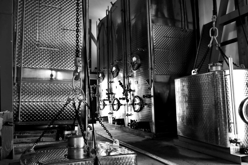 Winery Tanks