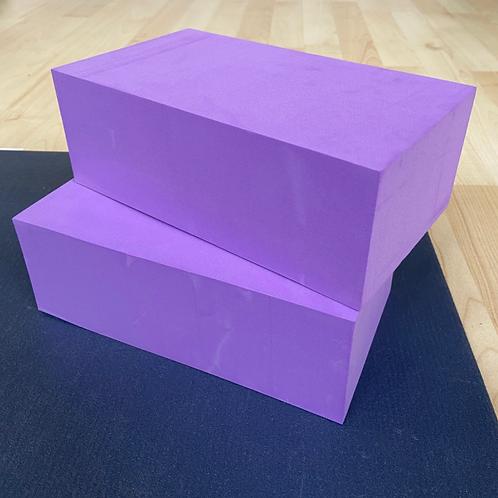 Yoga block (foam)