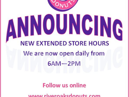 New Extended Hours