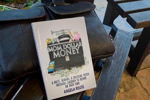 Mom Dollar Money Print Version - Black & White