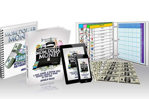 Mom Dollar Money Instant Digital PDF