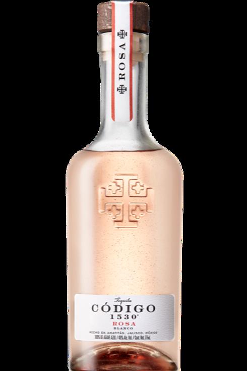 Código 1530 Rosa Tequila (Half Bottle)