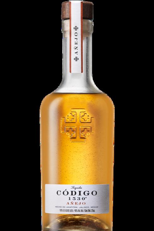 Código 1530 Anejo Tequila (Half Bottle)