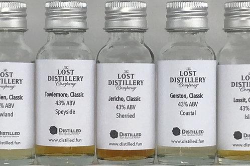 Lost Distilleries