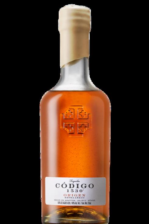 Código 1530 Origen Tequila (Half Bottle)