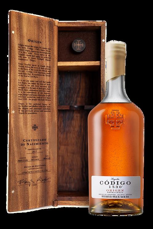 Código 1530 Origen Tequila
