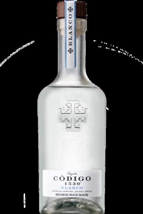 Código 1530 Blanco Tequila (Half Bottle)