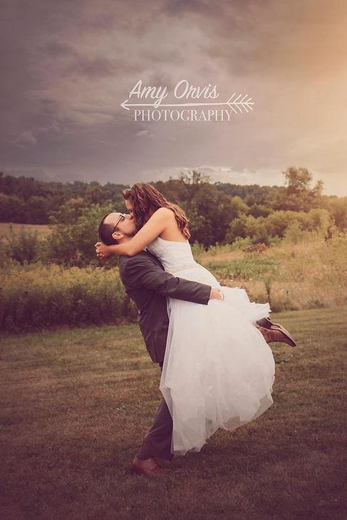 bride ad groom