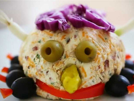 19 Halloween Dinner and Appetizer Ideas That Are a Total Scream