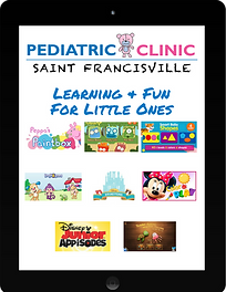 Educational Pediatrics App
