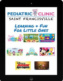 Educational Pediatrics App