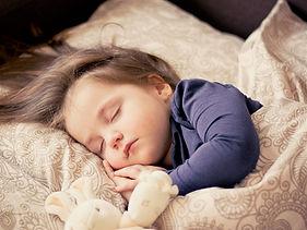 My child isn't sleeping.