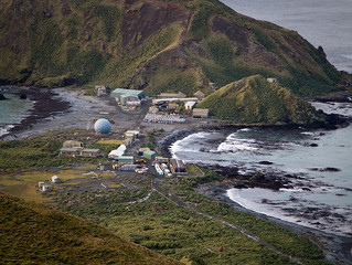 Macquarie Island Postmasters