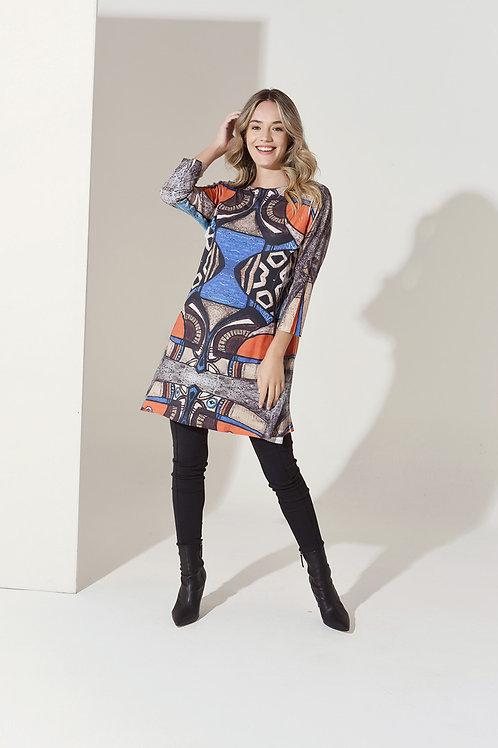 Vestido Seda Fría art.527