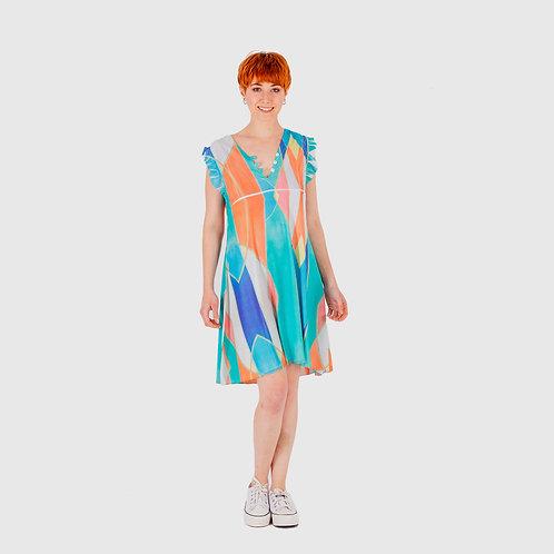 Vestidos en riley modelo 1012
