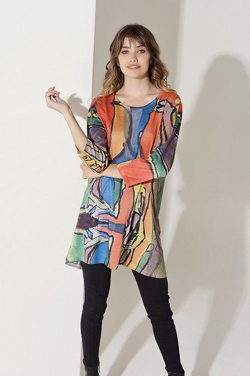 Vestido Lanilla art.527