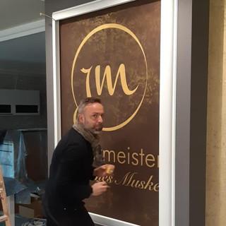 Malerstudio Johannes Muske