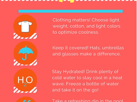 How to Beat the Heat this Summer