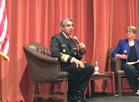 US Surgeon General Speaks in Knoxville, TN