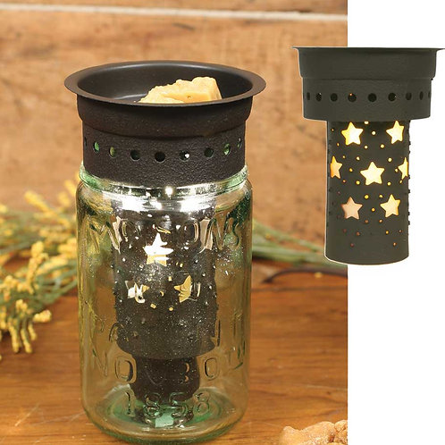 Pint Mason Jar Potpourri Wax Warmer