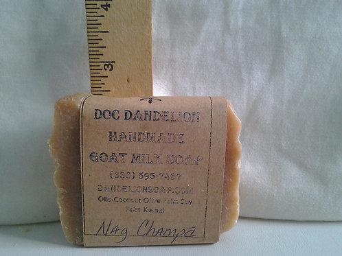 Nag Champa Goat Soap
