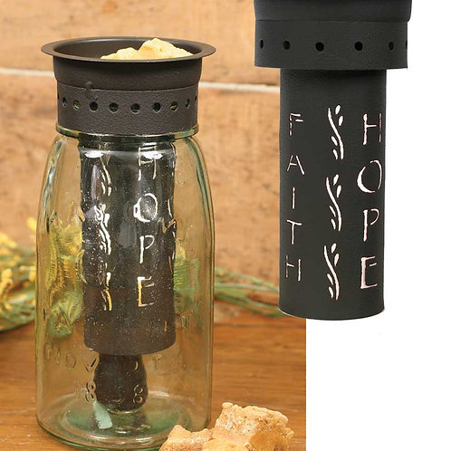 Quart Mason Jar Potpourri Wax Warmer