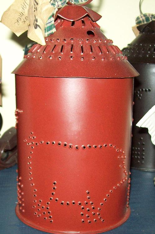 Tealight Punched Metal Wax Warmer