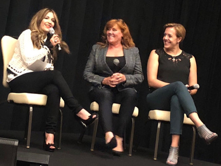 WrapUP - Carla Hayes reflects on Courage, Confidence, and Community at ICLV 2019