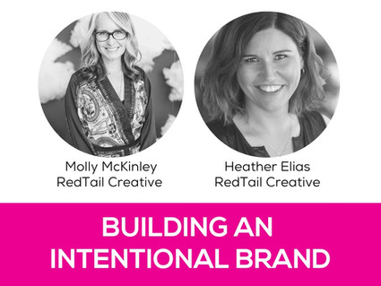 WomanUP!® Wisdom Series * Building An Intentional Brand