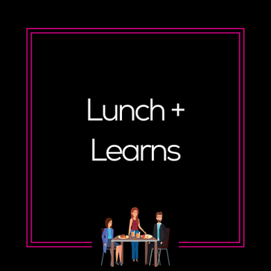 Lunch + Learns