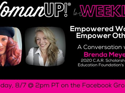 8-7 * Wisdom from Brenda Meyer