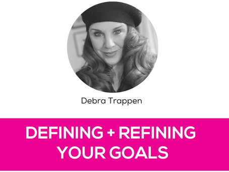 WomanUP!® Wisdom Series * Defining + Refining Your Goals
