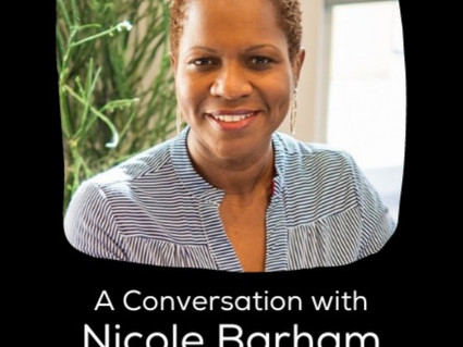4-9 * WomanUP!® Live with Nicole Barham