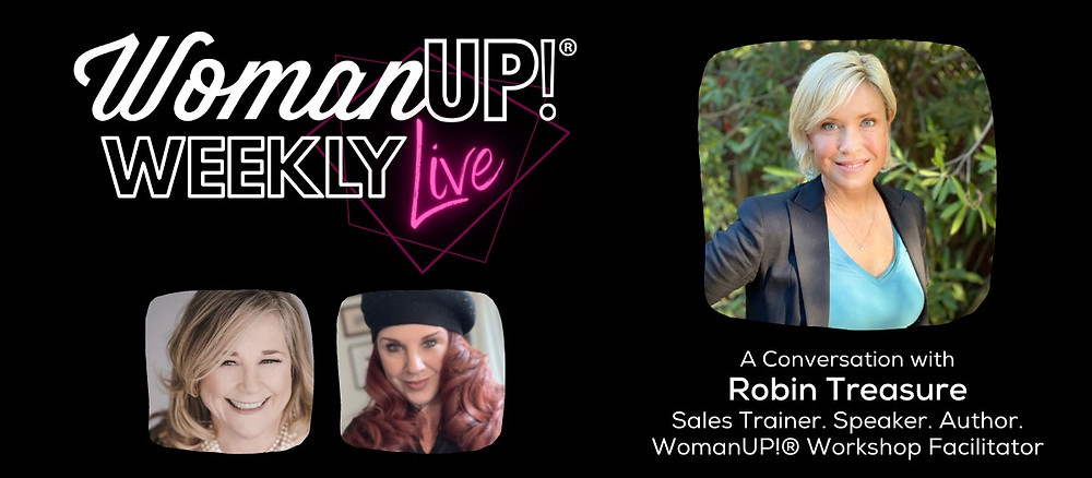 WomanUP!® Weekly Live w/ Kendyl Young
