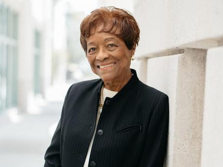 Women's History Month Spotlight: Evelyn Arnold