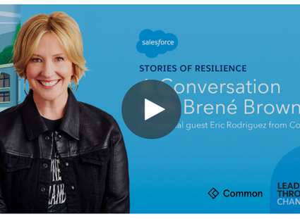 Highlights From Stories Of Resilience: A Conversation With Brené Brown