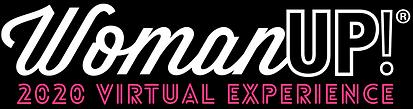 WomanUP!®_Virtual_Experience_LOGO_-_Bla
