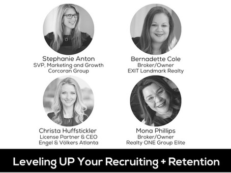 WomanUP!® Wisdom Series * Leveling UP Your Recruiting + Retention