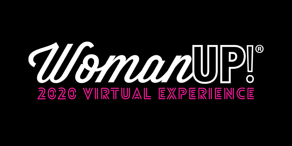 2020 WomanUP! Virtual Event