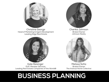 WomanUP!® Wisdom Series * Business Planning