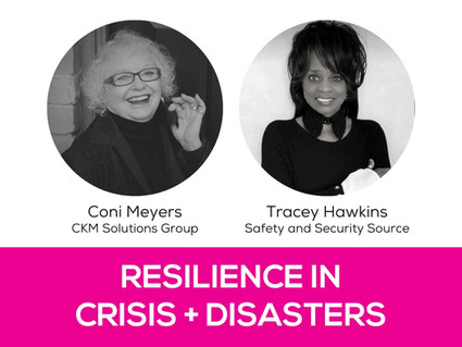 WomanUP!® Wisdom Series * Resilience in Crisis and Disasters