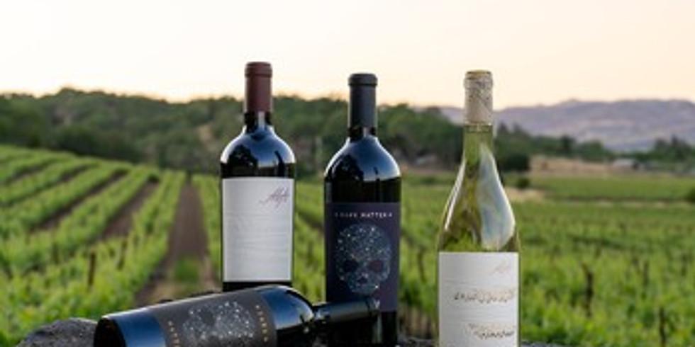 2021 WomanUP! Virtual Wine Tasting