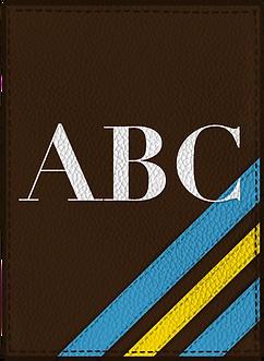 Custom scorecard holder