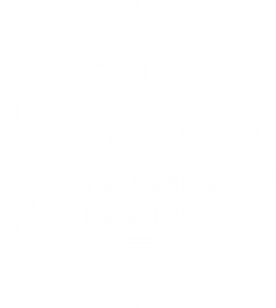 Logo La Reine nieuw wit.png
