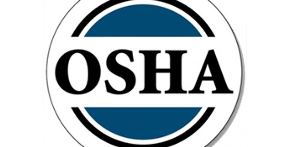 Maintaining OSHA Compliance - 8.24