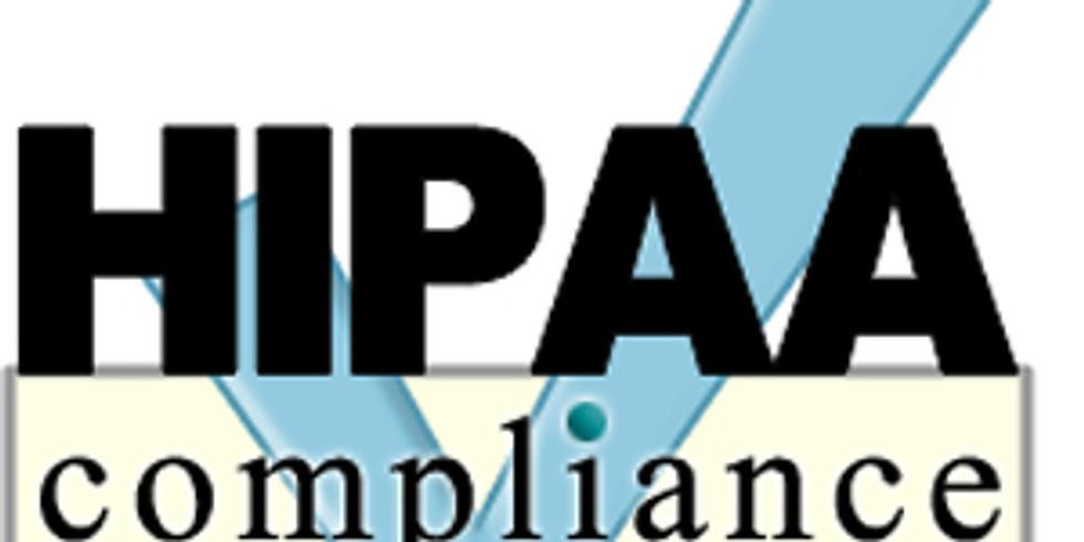 Maintaining HIPAA Compliance - 8.23